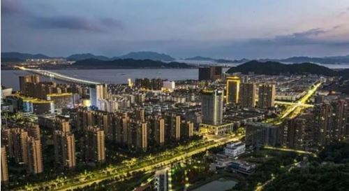 $1.1b projects to be constructed in Zhoushan for urban development